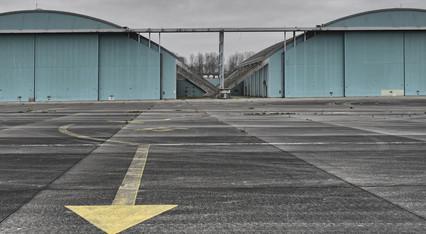 Hangar 46 - open museum storage