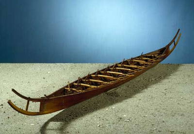 The Hjortspring Boat