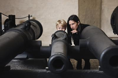 In July the Danish War Museum has new and fun family activities