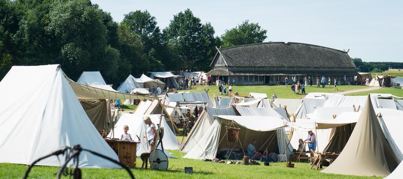 Trelleborg Viking festival July 2021