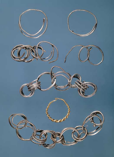 The hoard from Duesminde