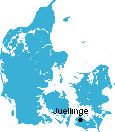 The woman from Juellinge