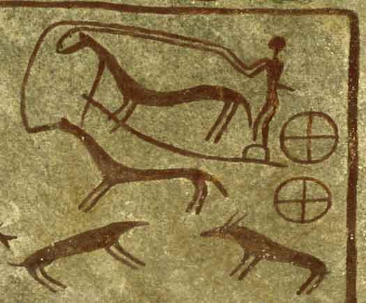 The horse and chariot