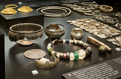 The silver hoards of the Vikings