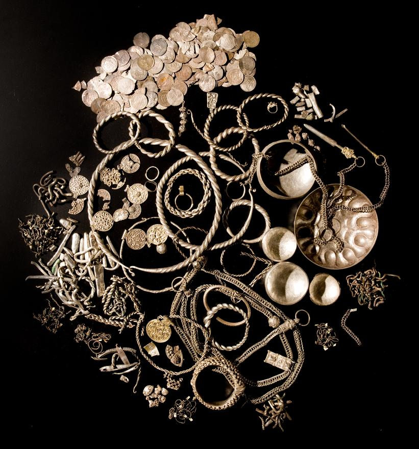 The silver hoard from Terslev