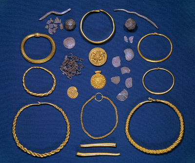 Hoard find from Vester Vedsted