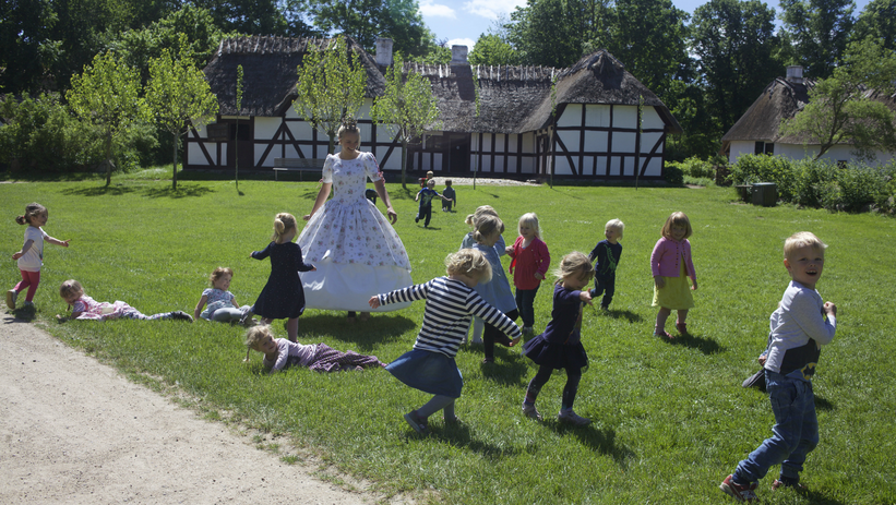 See Hans Christian Andersen´s fairytales come alive